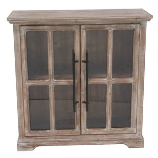 Price Check Bratton Heights Traditional Rectangular 2 Door Accent Cabinet ByDarby Home Co