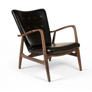 Corrigan Studio Amarion Leather Armchair