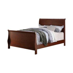 LaGuardia Sleigh Bed