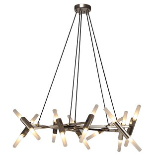 Brayden Studio Dora 20-Light Sputnik Chandelier
