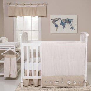 Order Trammel 3 Piece Crib Bedding Set ByHarriet Bee