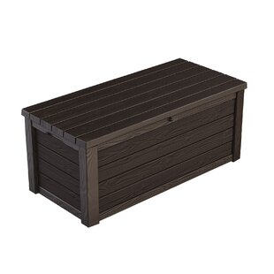Eastwood 150 Gallon Resin Deck Box