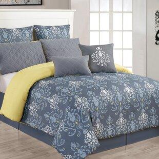Lucienda Comforter Set by DR International