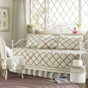 Ruffled Garden 5 Piece Quilt Set by Laura Ashley Home