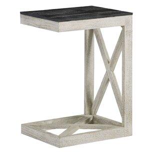 Menifee End Table by Gracie Oaks