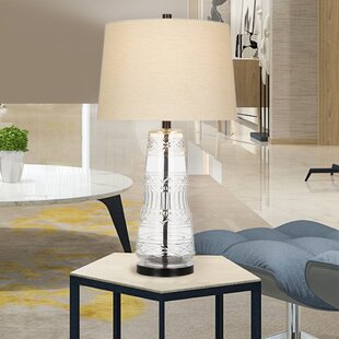 Millington Glass 29 Table Lamp