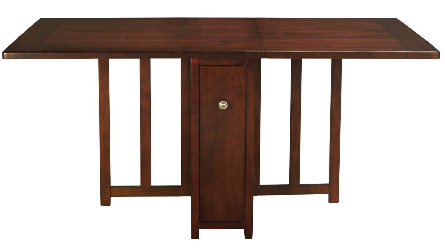 Somerton Dwelling Studio Gate Leg Dining Table  Reviews Wayfair - Gateleg kitchen table