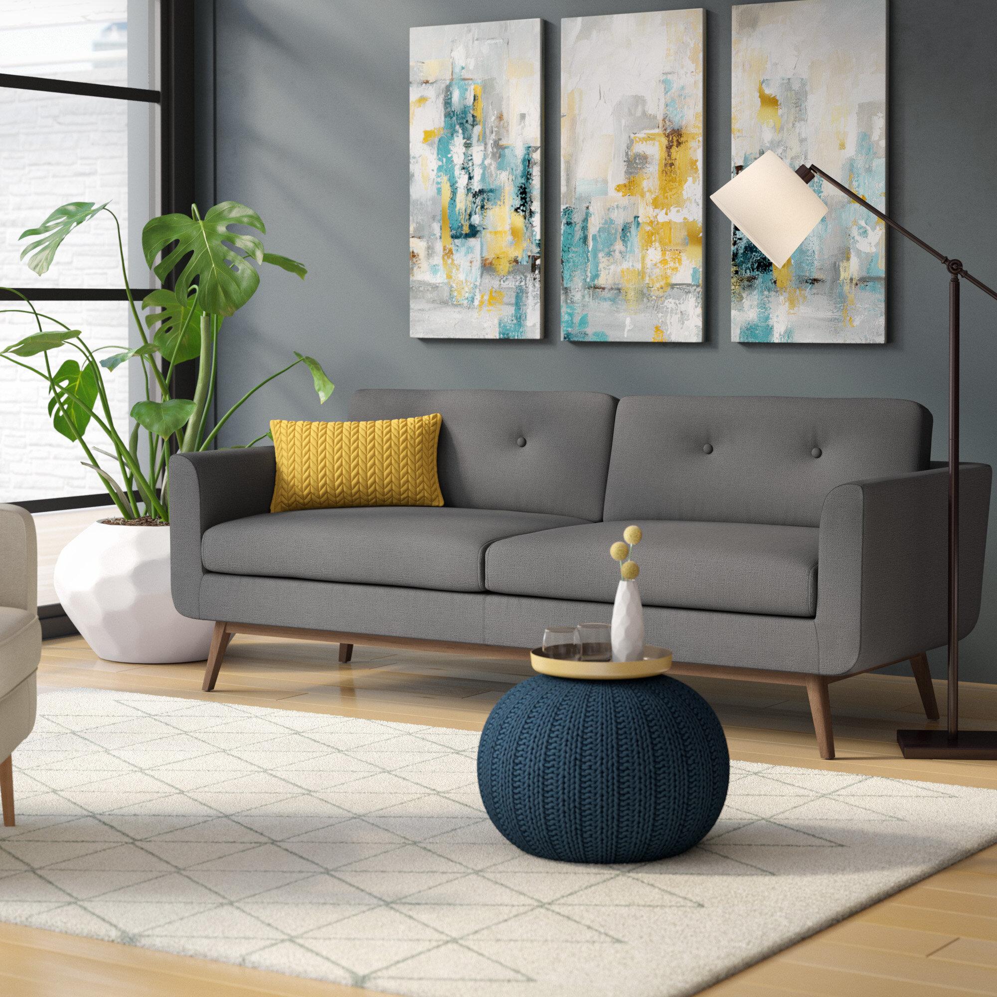 Langley Street Lena Standard Sofa u0026