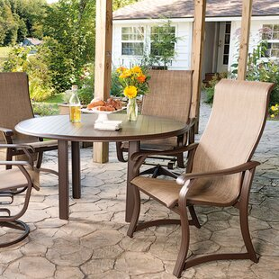 Villa Stacking Patio Dining Chair (Set of 2) by Telescope Casual