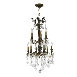 Weisser 9-Light Candle Style Chandelier by Astoria Grand