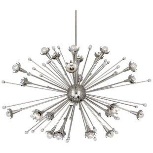 Robert Abbey Jonathan Adler Sputnik 24-Light Chandelier