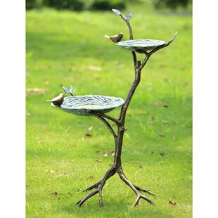 SPI Home Gossiping Birds Tray Bird Feeder