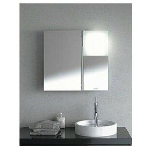 Buy clear Starck Bathroom/Vanity Mirror By Duravit