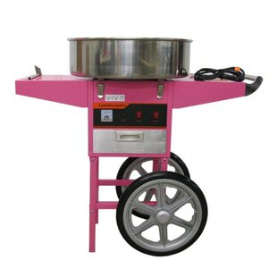 Electric Cotton Candy Machine and Floss Maker