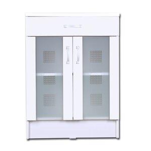 60 x 80 cm Badschrank Nizas von Belfry Bathroom