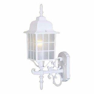 Belfield Outdoor Wall Lantern by Breakwater Bay