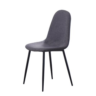 Top Reviews Mickel Elegant Upholstered Dining Chair (Set of 4) by Wrought Studio Reviews (2019) & Buyer's Guide