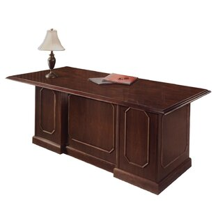 Governor's 72 W Executive Desk by Flexsteel Contract Amazing