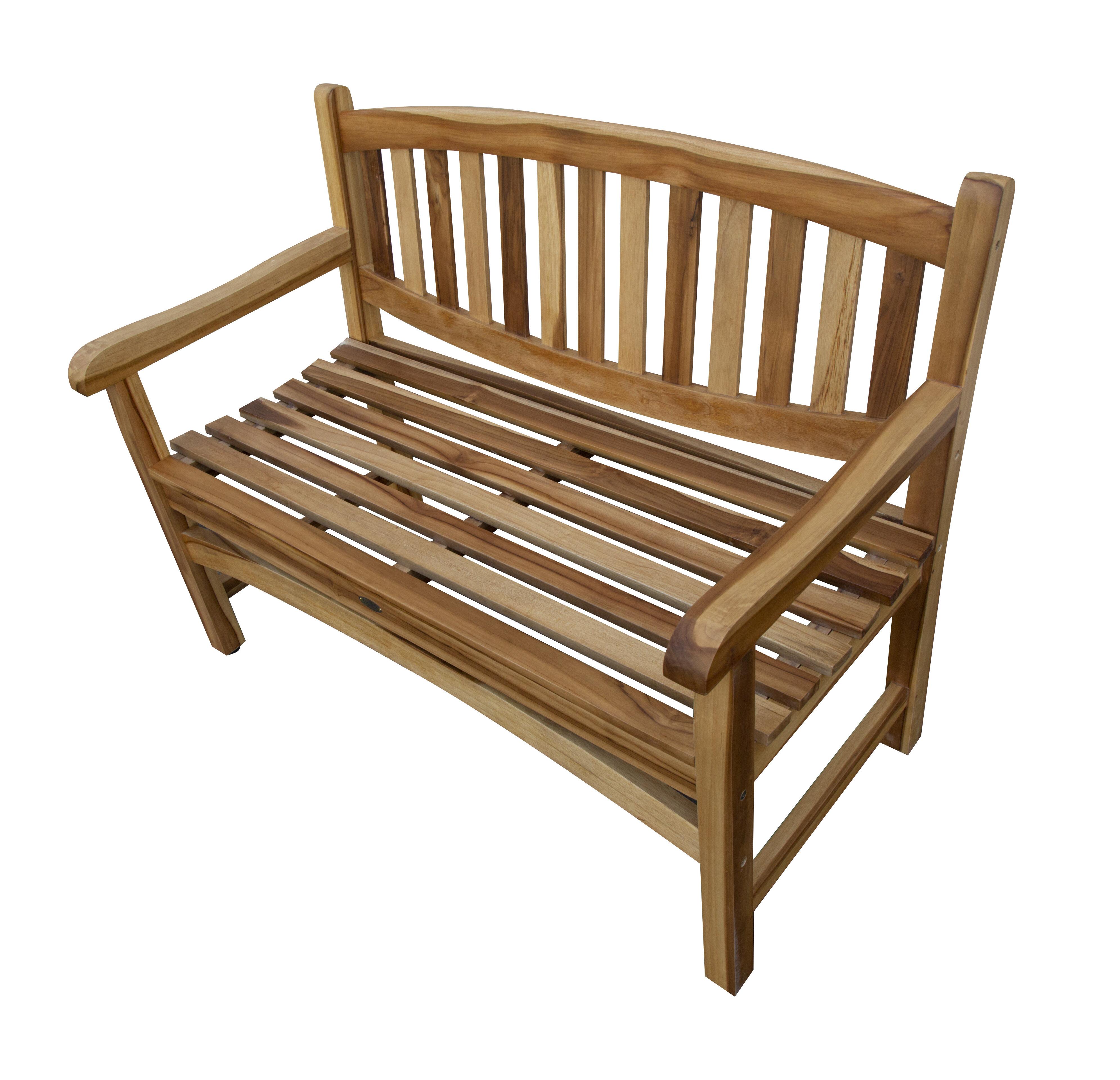 Kent Teak Garden Bench