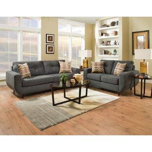 Brayden Studio Scurlock Configurable Living Room Set