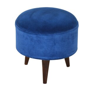 Rorry Footstool By Marlow Home Co.