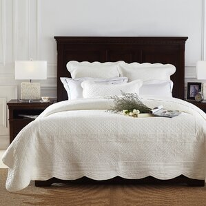 Bed Coverlets   Quilts You ll Love   Wayfair Lafollette Luxury Quilt. Bedroom Quilts. Home Design Ideas