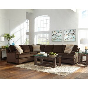 Sevrin Sectional by Infini Furnishings