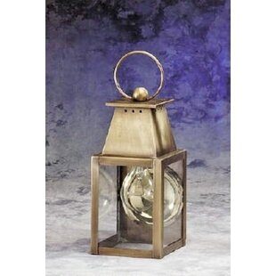 Darby Home Co Mcdowell 1-Light Outdoor Wall Lantern
