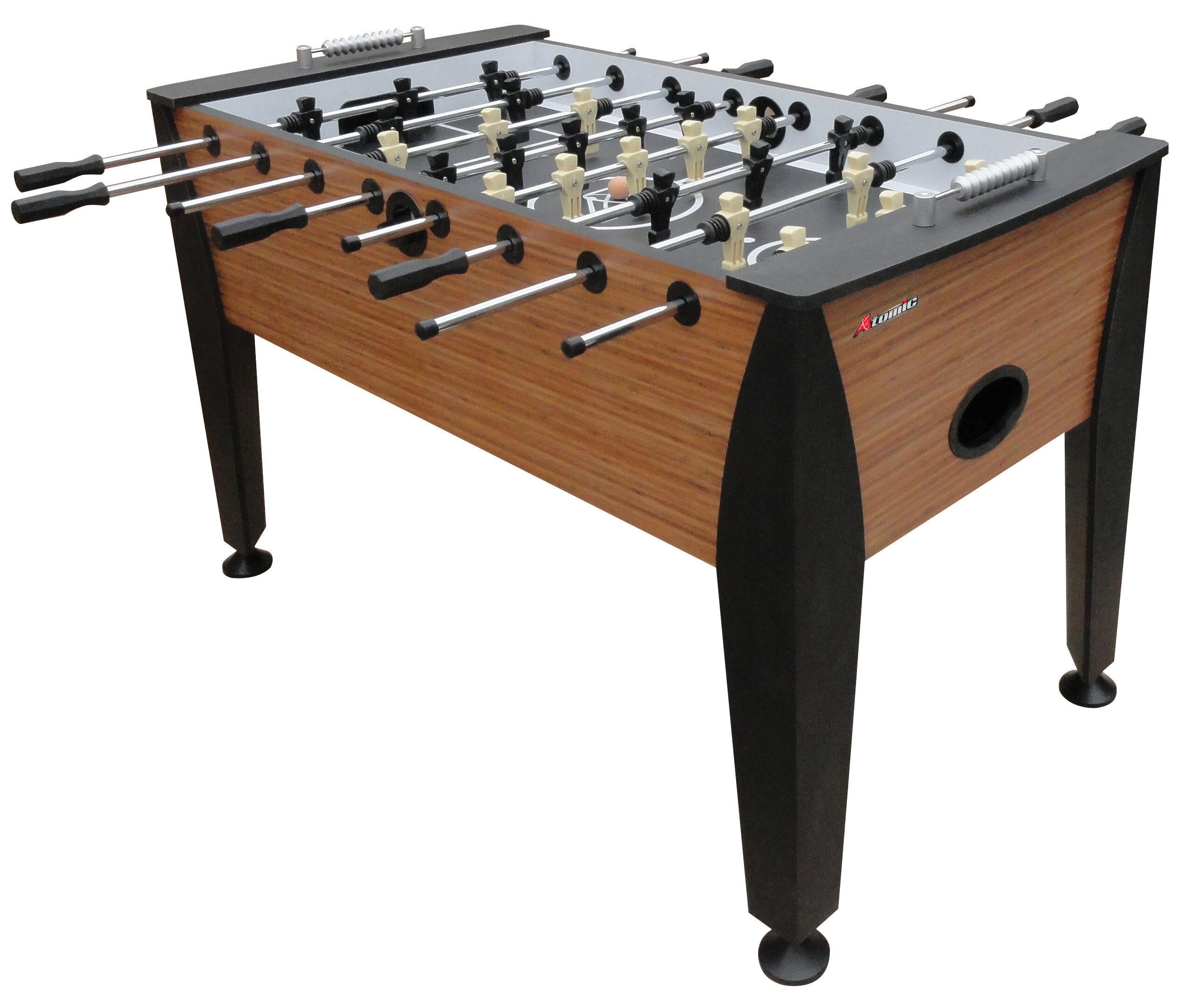 Gentil Atomic ProForce Foosball Table U0026 Reviews | Wayfair
