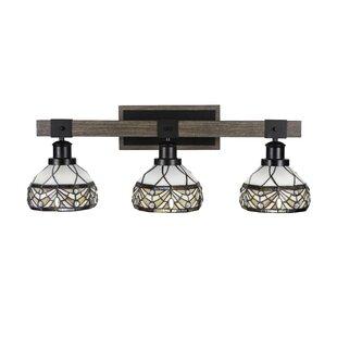 Brayden Studio Maelle 4 Light Dimmable Vanity Light The Best Luxury Vanity Light For Home