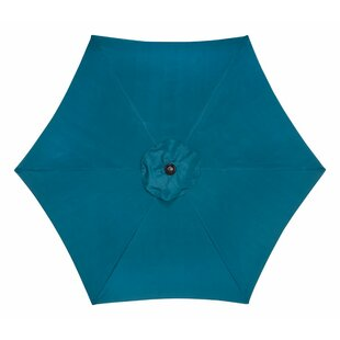 Ebern Designs Barnhart 9' Market Umbrella