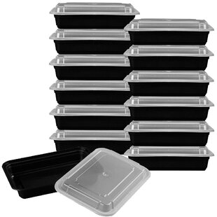 Chase Premium Meal Prep 28 Oz. Food Storage Container (Set of 12)