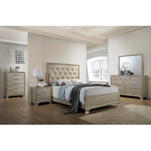 Braysham 7 Drawer Double Dresser with Mirror