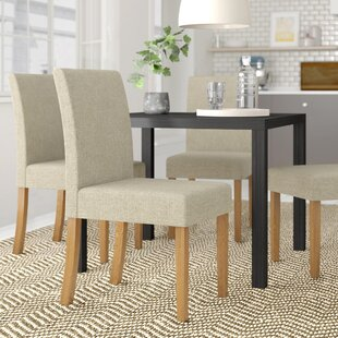 Muoi Upholstered Dining Chair (Set Of 2) By Zipcode Design