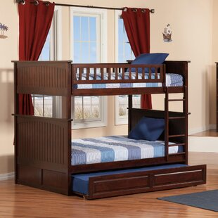 Read Reviews Maryellen Bunk Bed with Trundle by Viv + Rae Reviews (2019) & Buyer's Guide
