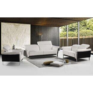 Stockard 3 Piece Living Room Set