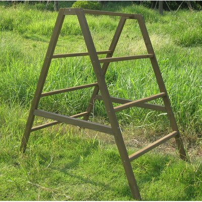 Coops & Feathers Portable A-frame Roosting Ladder Coops & Feathers