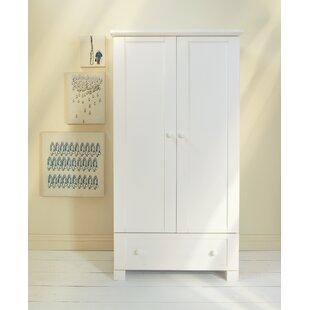 Noah 2 Door Wardrobe By Harriet Bee