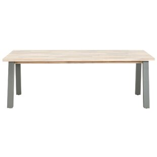 Bethel Solid Wood Dining Table by Brayden..