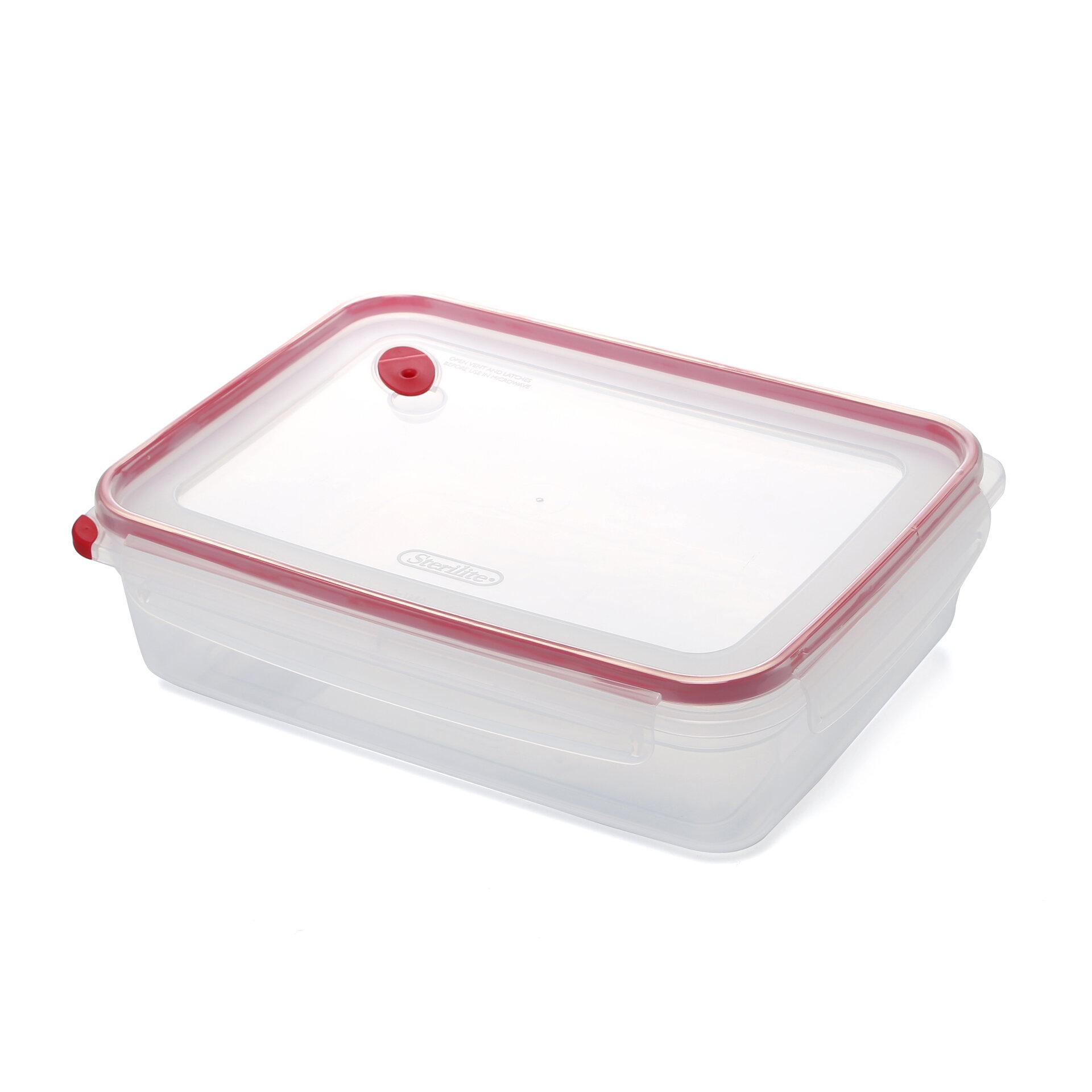 Sterilite File Crate Cherry Tomato