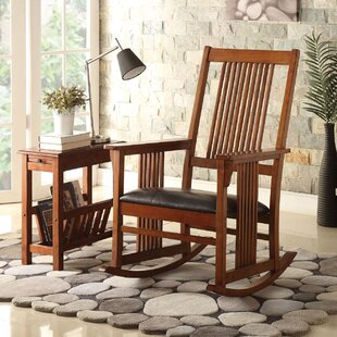 Kayley Rocking Chair by Millwood Pines