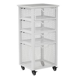 Deals Clayton 4-Drawer Storage Chest ByOSP Designs