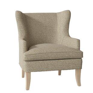 Sarah II Wingback Chair by Hekman