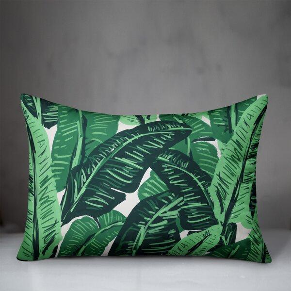 Palm Outdoor Pillow Wayfair Ca