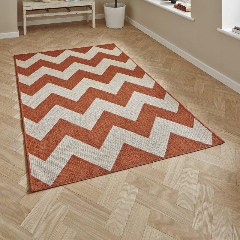 modernmoments teppich bunn in terrakotta bewertungen. Black Bedroom Furniture Sets. Home Design Ideas