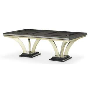 Hollywood Swank Extendable Dining Table