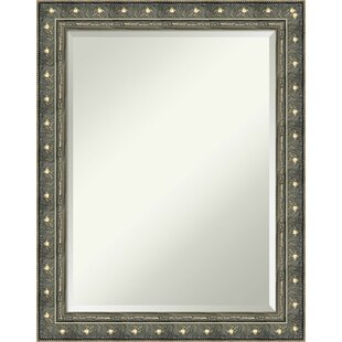 Ewert Bathroom Accent Mirror by Charlton Home