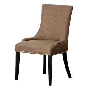 Keziah Nailhead Dining Chair by Darby ..