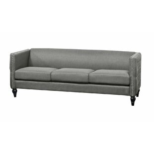 Looking for Charleen Upholstered Sofa by House of Hampton Reviews (2019) & Buyer's Guide