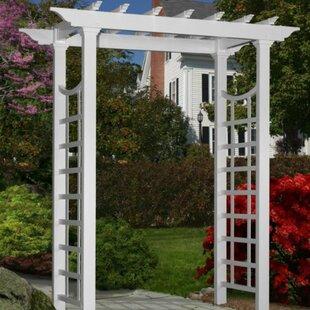 Dolbeau Arbour Garden Arch By Fleur De Lis Living